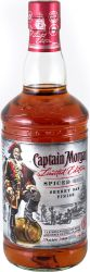 Captain Morgan Sherry Oak Finish Spiced
