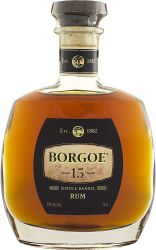 Borgoe 15 Ročný Single Barrel