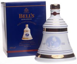 Bell's Christmas Decanter 2001