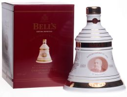 Bell's Christmas Decanter 2000