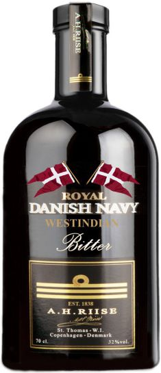 A.H. Riise Royal Danish Navy Bitter