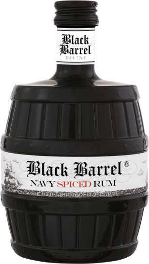 A.H. Riise Black Barrel
